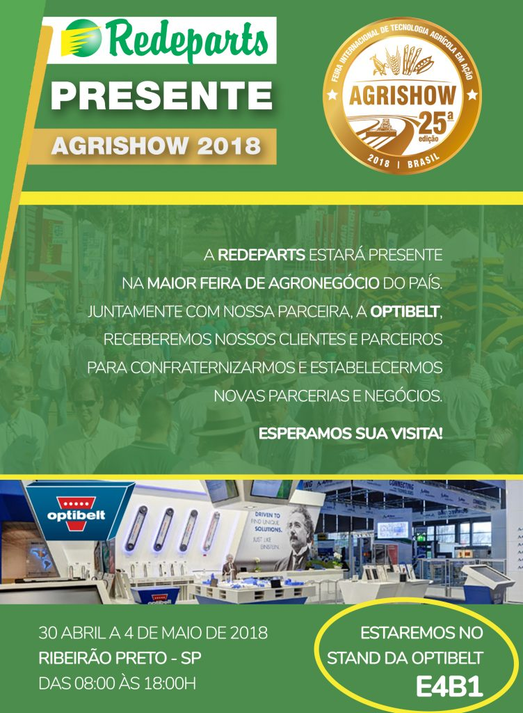 redeparts na agrishow